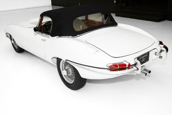 For Sale Used 1963 Jaguar E-Type Series 1 Extensive Restoration | American Dream Machines Des Moines IA 50309