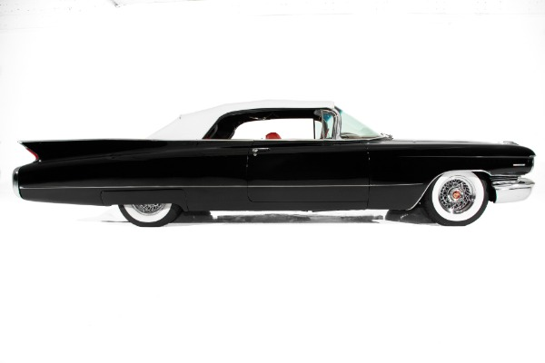 For Sale Used 1960 Cadillac Series 62 Convertible Great Fins | American Dream Machines Des Moines IA 50309