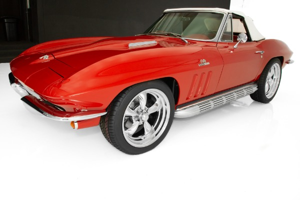 For Sale Used 1965 Chevrolet Corvette 468/500hp Street Beast | American Dream Machines Des Moines IA 50309