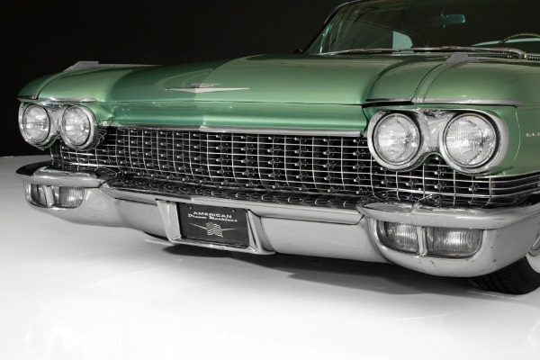 For Sale Used 1960 Cadillac Eldorado Biarritz Convertible AC | American Dream Machines Des Moines IA 50309