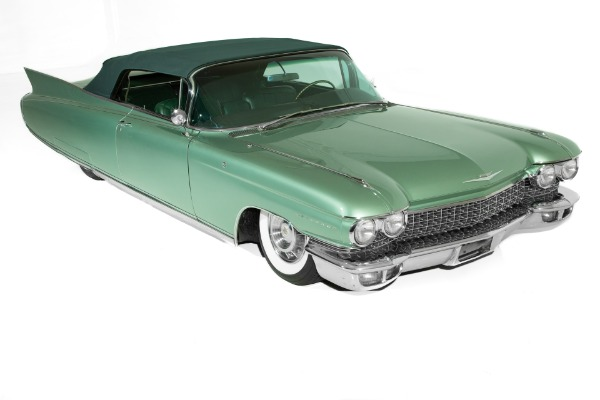 For Sale Used 1960 Cadillac Eldorado Biarritz Convertible 390 AC | American Dream Machines Des Moines IA 50309