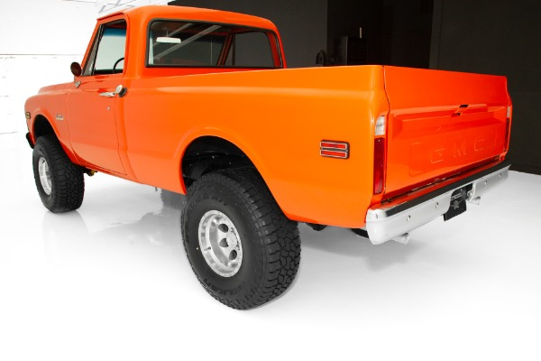 For Sale Used 1970 Chevrolet Pickup K10 4WD 4-Speed GMC Trim | American Dream Machines Des Moines IA 50309