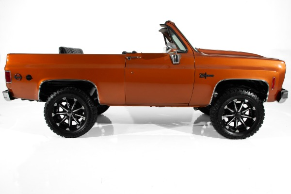 For Sale Used 1973 Chevrolet Blazer Copper Metallic Hardtop | American Dream Machines Des Moines IA 50309