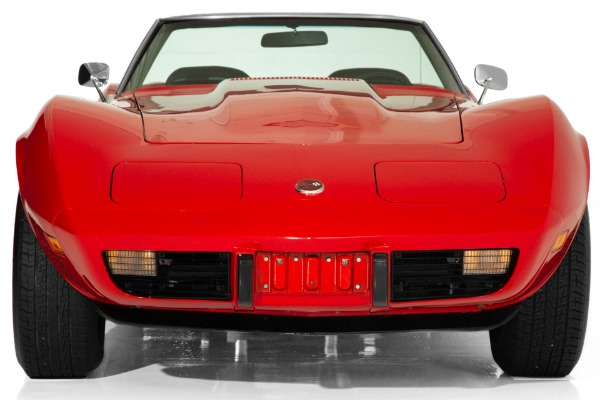 1975 Chevrolet Corvette  Convertible #'s Match