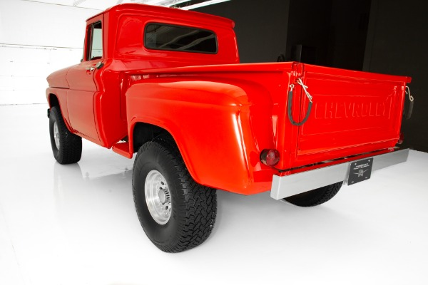 For Sale Used 1961 Chevrolet Pickup 4x4 Stepside 383 4-Speed | American Dream Machines Des Moines IA 50309