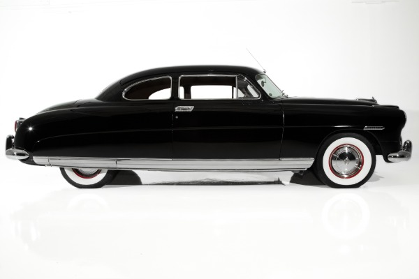 For Sale Used 1949 Hudson Commodore 8 Black, Extraordinary | American Dream Machines Des Moines IA 50309