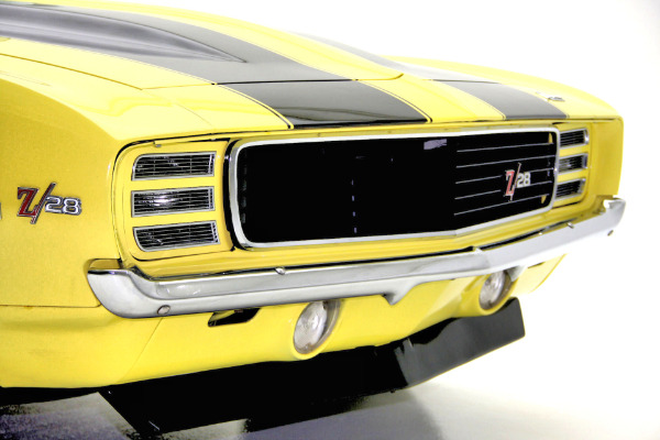 1969 Chevrolet Camaro Rs Z28 Rs Z28 American Dream