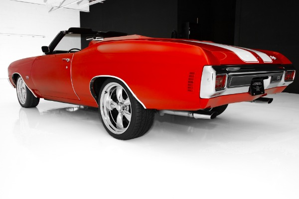 For Sale Used 1970 Chevrolet Chevelle Convertible 4-Speed 468 | American Dream Machines Des Moines IA 50309
