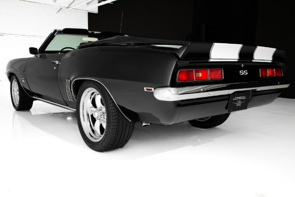 For Sale Used 1969 Chevrolet Camaro Convertible 350 4-Speed | American Dream Machines Des Moines IA 50309