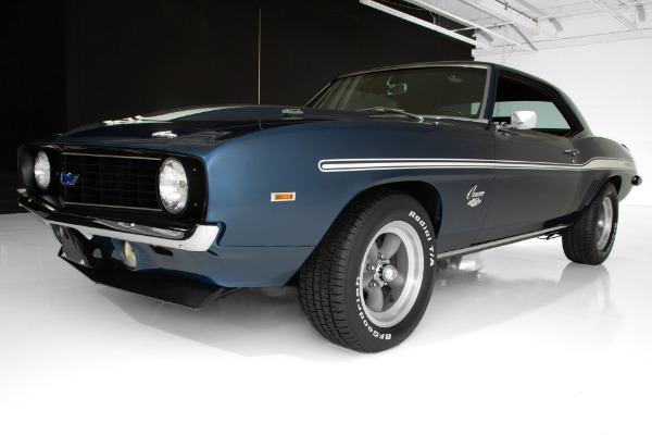 For Sale Used 1969 Chevrolet Camaro Yenko  427, 700R4, AC | American Dream Machines Des Moines IA 50309