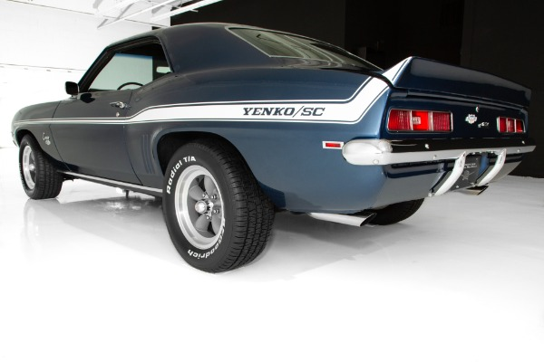 For Sale Used 1969 Chevrolet Camaro Yenko 427 700R4 AC | American Dream Machines Des Moines IA 50309