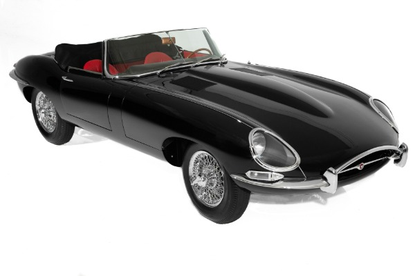 1962 Jaguar E-Type Rare Black/Red Extraordinary