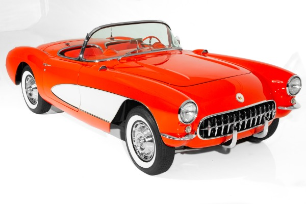 1956 Chevrolet Corvette 265 Dual Quad Frame-Off