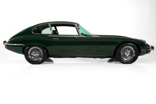 For Sale Used 1971 Jaguar E-Type Fuel Injected V12, 5-Speed AC | American Dream Machines Des Moines IA 50309