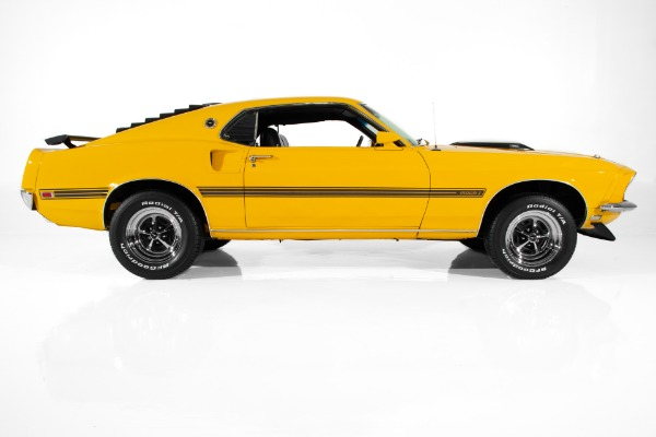 For Sale Used 1969 Ford Mustang Mach 1, Rotisserie Restored | American Dream Machines Des Moines IA 50309