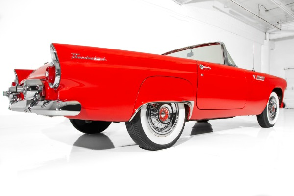 For Sale Used 1955 Ford Thunderbird Frame Off, Automatic | American Dream Machines Des Moines IA 50309