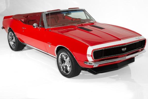For Sale Used 1967 Chevrolet Camaro Real RS/SS Code 3L & 4P | American Dream Machines Des Moines IA 50309