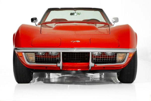 For Sale Used 1970 Chevrolet Corvette Extensive Restoration #s match | American Dream Machines Des Moines IA 50309