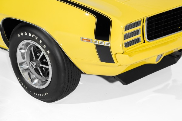 For Sale Used 1969 Chevrolet Camaro Real RS/SS 396 #s match | American Dream Machines Des Moines IA 50309