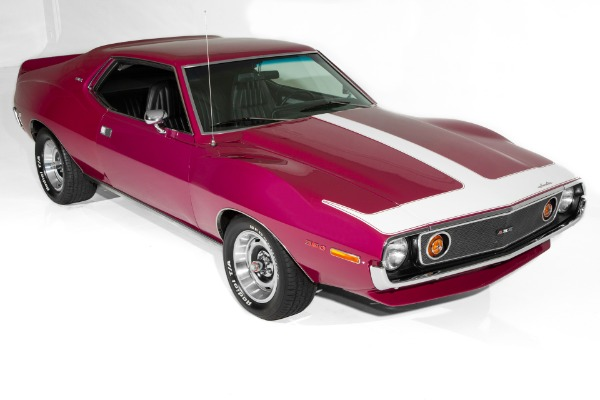 For Sale Used 1973 American Motors Javelin AMX GO Package | American Dream Machines Des Moines IA 50309