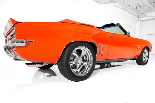 For Sale Used 1969 Chevrolet Camaro RS/SS Convertible | American Dream Machines Des Moines IA 50309