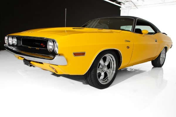 For Sale Used 1970 Dodge Challenger 440, Auto A/C Disc Brakes | American Dream Machines Des Moines IA 50309