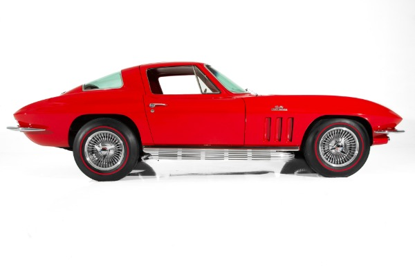 For Sale Used 1966 Chevrolet Corvette Coupe #s Match 427 | American Dream Machines Des Moines IA 50309