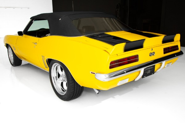 For Sale Used 1969 Chevrolet Camaro Real SS, X55 #s Match, RS | American Dream Machines Des Moines IA 50309