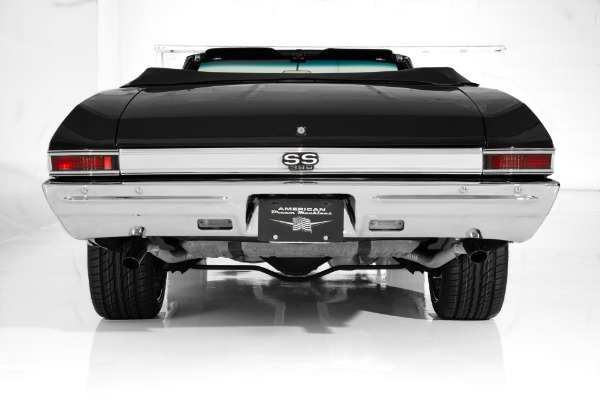For Sale Used 1968 Chevrolet Chevelle SS 396, 138 vin, 4-Speed | American Dream Machines Des Moines IA 50309