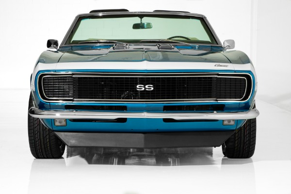 For Sale Used 1968 Chevrolet Camaro 350, Auto, PB, PS, PW, AC | American Dream Machines Des Moines IA 50309