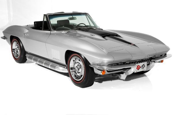 1967 Chevrolet Corvette 427/435 Documented