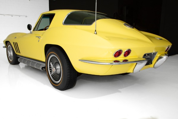 For Sale Used 1966 Chevrolet Corvette ZZ Crate 350 AC 4-Speed | American Dream Machines Des Moines IA 50309