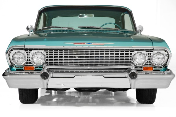 For Sale Used 1963 Chevrolet Impala Super Sport  409 Dual Quad  4-Speed | American Dream Machines Des Moines IA 50309
