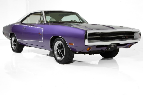 1970 Dodge Charger Real R/T 440, 4-Speed