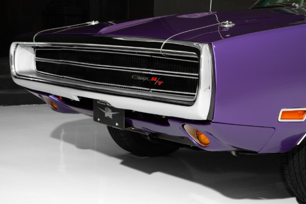 For Sale Used 1970 Dodge Charger Real R/T 440, 4-Speed | American Dream Machines Des Moines IA 50309