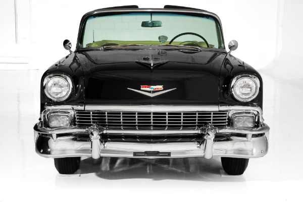 For Sale Used 1956 Chevrolet Bel Air Power Pac PS PB Cont Kit | American Dream Machines Des Moines IA 50309