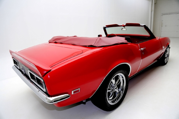 For Sale Used 1968 Chevrolet Camaro SS Convertible 427/425hp 4spd | American Dream Machines Des Moines IA 50309