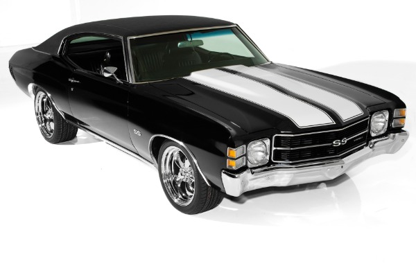 For Sale Used 1971 Chevrolet Chevelle SS #s Match, Build Sheet | American Dream Machines Des Moines IA 50309