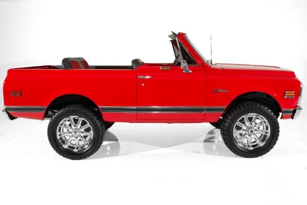1971 Chevrolet Blazer Show Truck 383ci Stroker