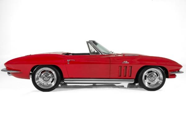 1965 Chevrolet Corvette 502ci  Street Beast, AC