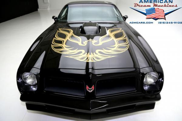 For Sale Used 1976 Pontiac Tras Am Firebird | American Dream Machines Des Moines IA 50309