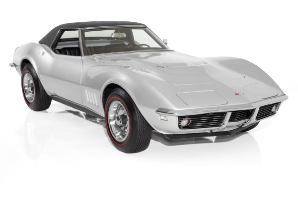 For Sale Used 1968 Chevrolet Corvette #s Matching 427/400hp | American Dream Machines Des Moines IA 50309