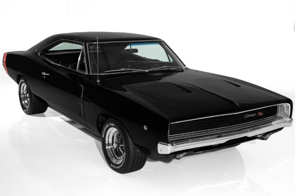 For Sale Used 1968 Dodge Charger R/T 440, 727 Auto, New AC | American Dream Machines Des Moines IA 50309