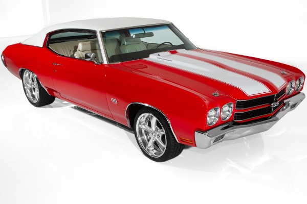 For Sale Used 1970 Chevrolet Chevelle SS 427ci Big Block  AC | American Dream Machines Des Moines IA 50309