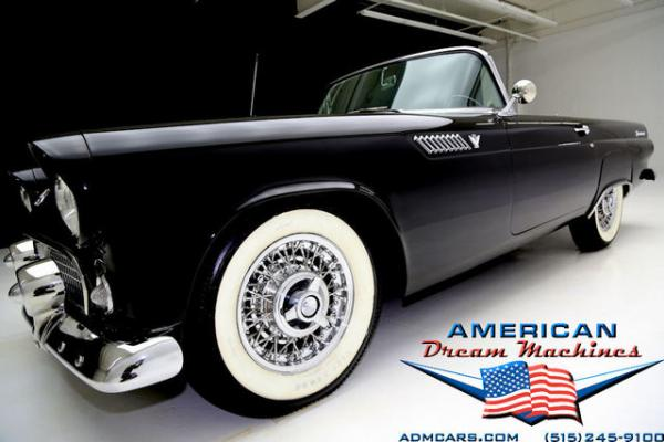 For Sale Used 1955 Ford Thunderbird  | American Dream Machines Des Moines IA 50309