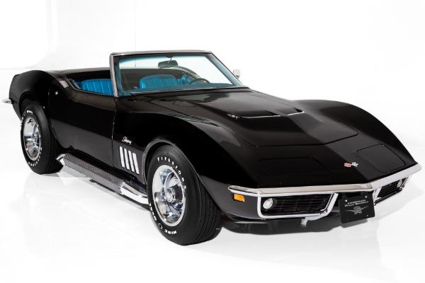1969 Chevrolet Corvette Rare #s Match 427/435