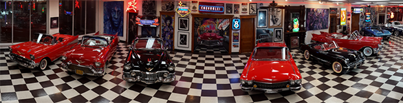 Classic Car Showroom 2