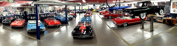 Classic Car Showroom