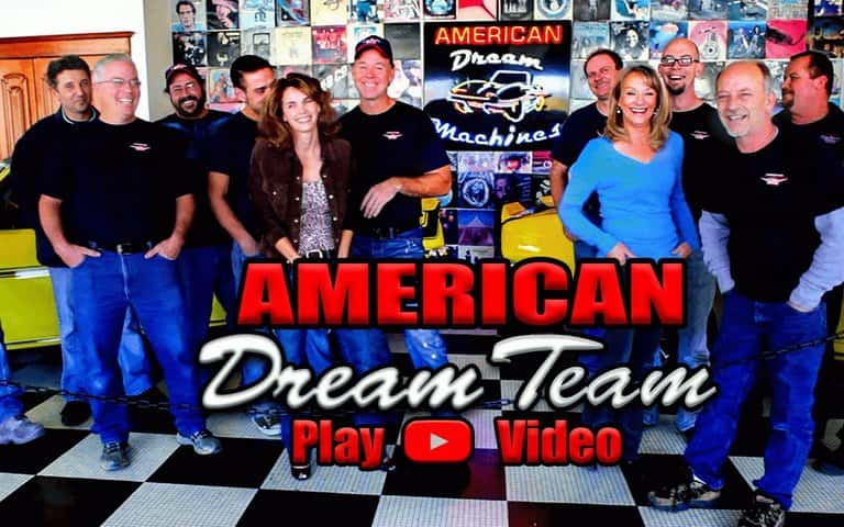 dream team - american dream machines