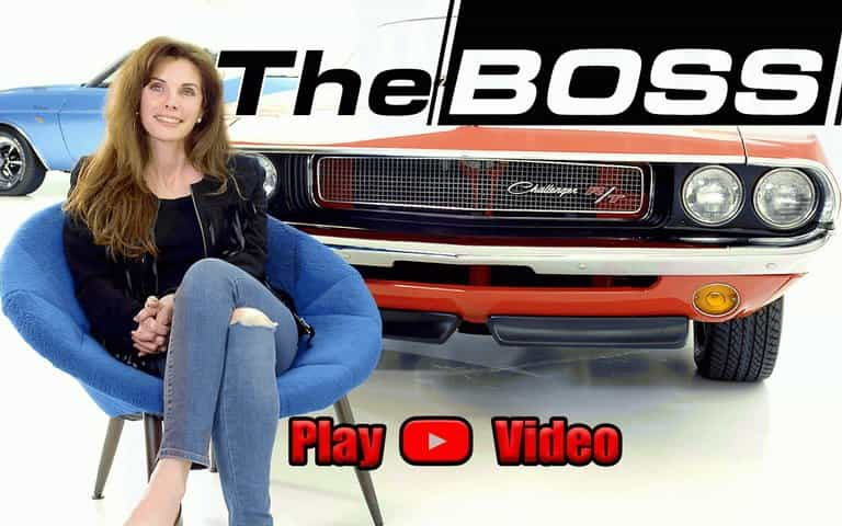 the boss - american dream machines